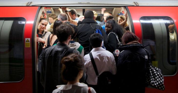 Central Line London Underground