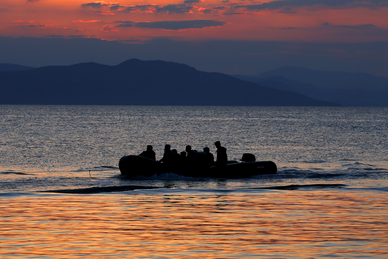 Greece Aegean shipwreck