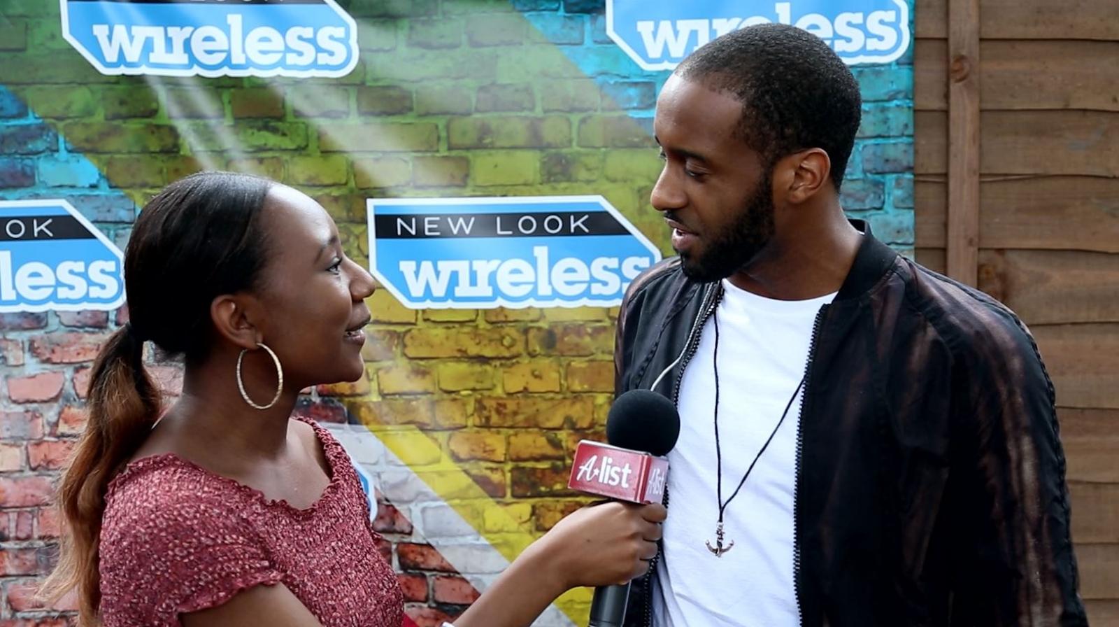 Wireless Festival 2015: Shakka Interview
