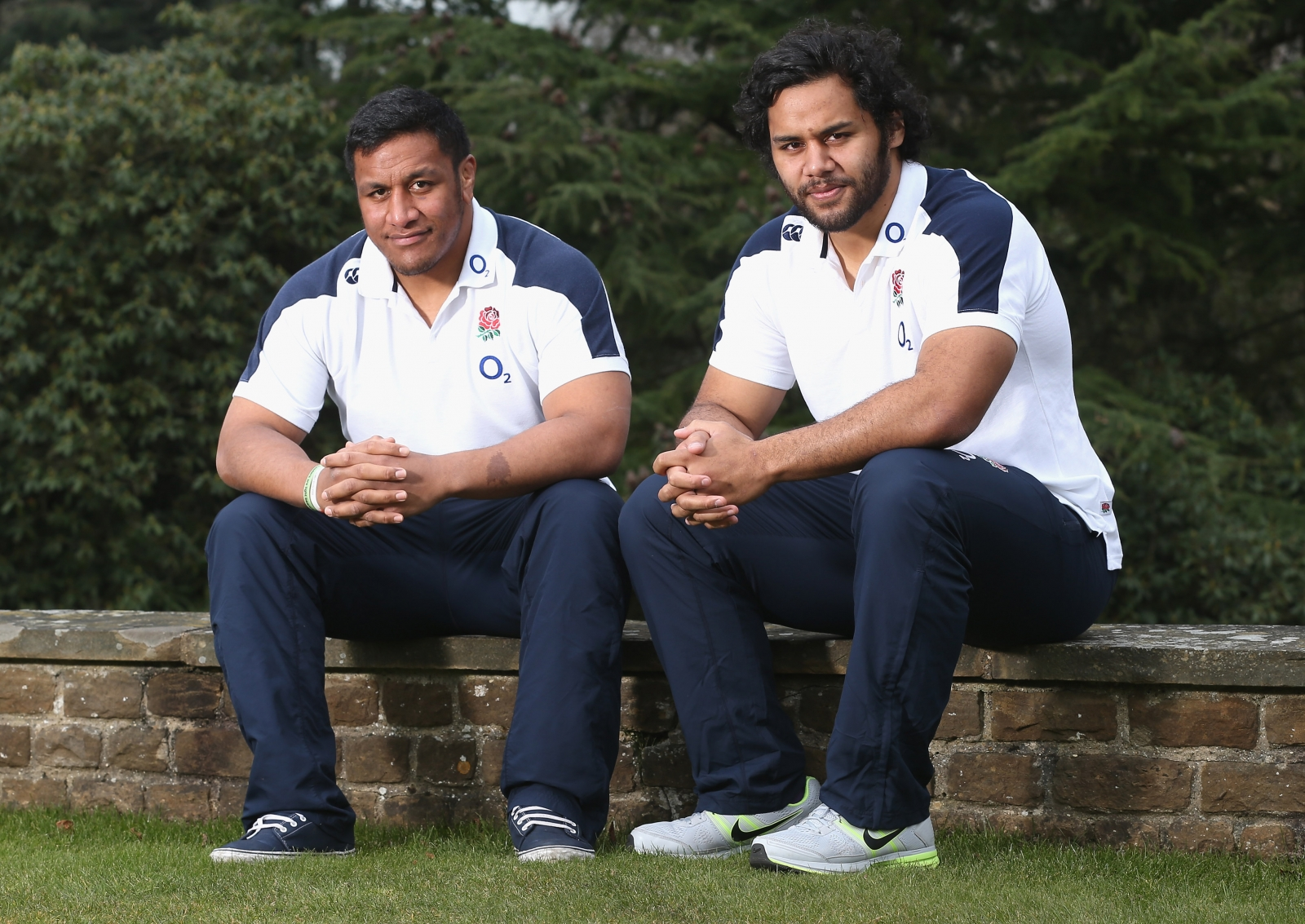 Mako Vunipola and Billy Vunipola