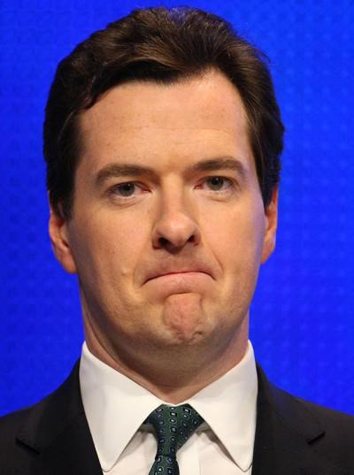 George Osborne 2008