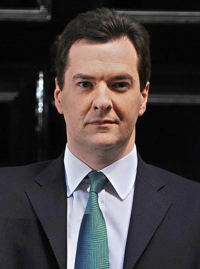 George Osborne 2010