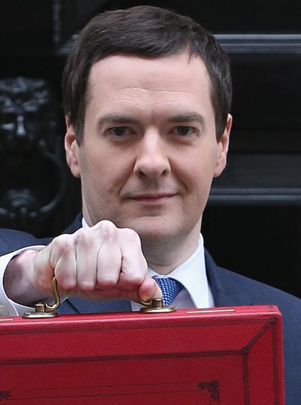 George Osborne 2014