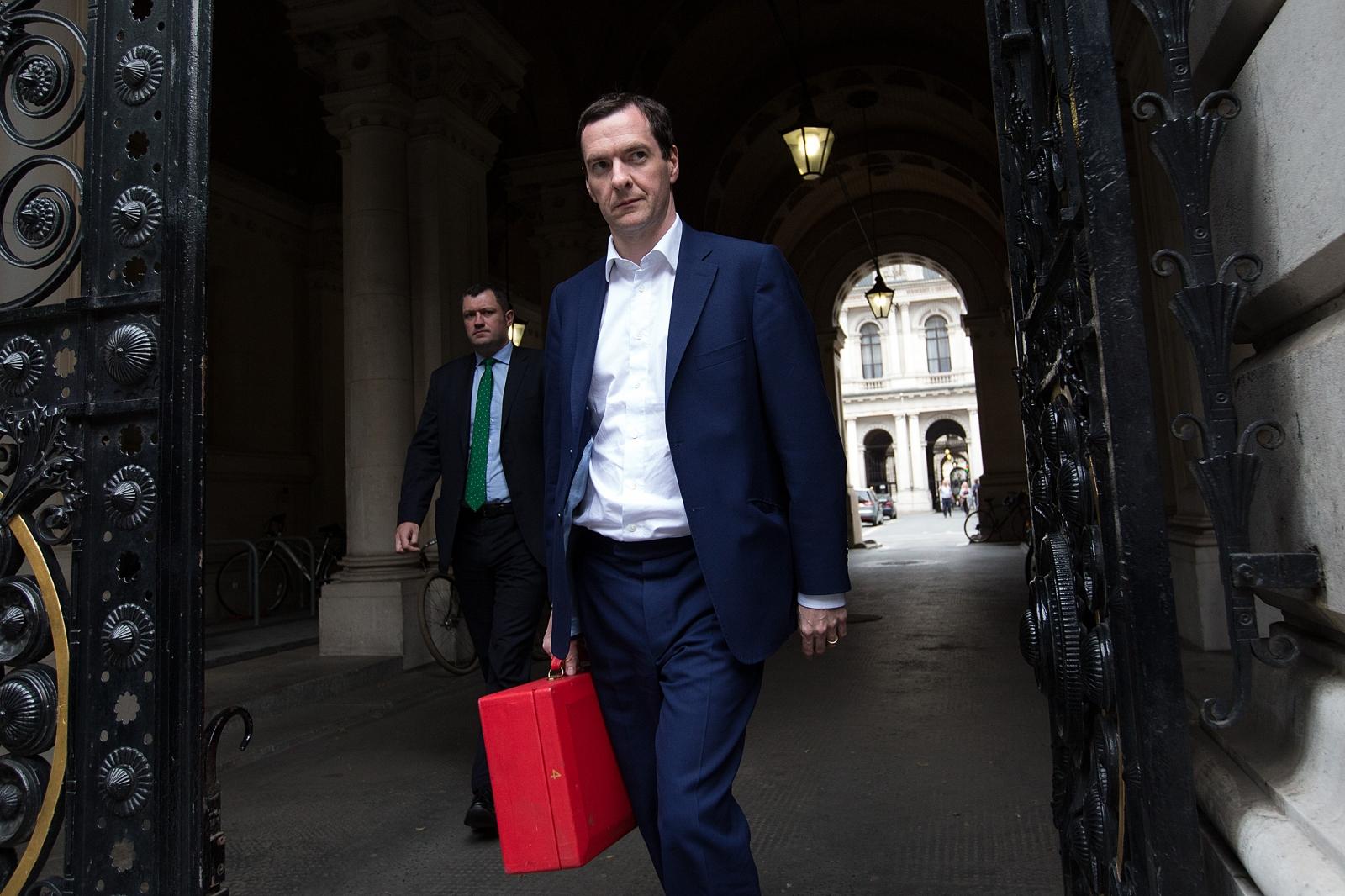 George Osborne 2015
