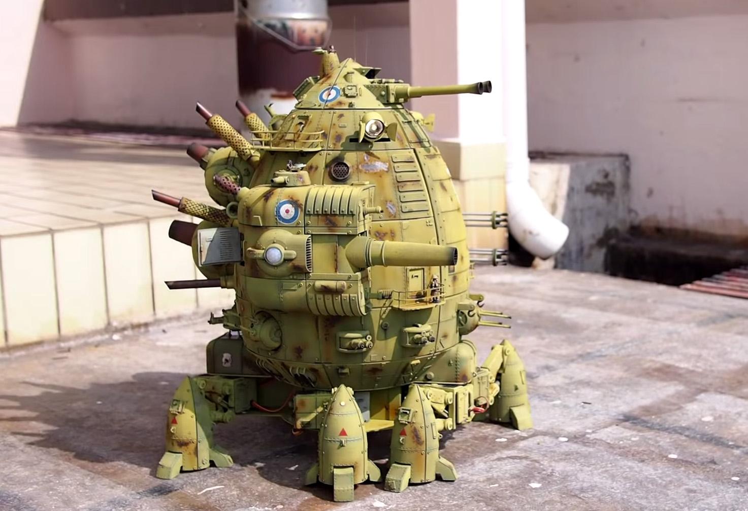 HMC Boudicca of the Codename Colossus toyline