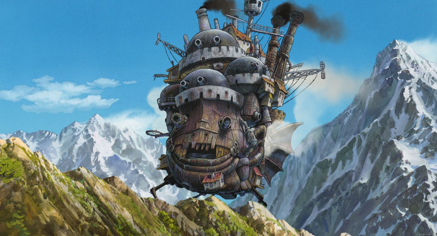 Studio Ghibli's Howl's Moving Castle