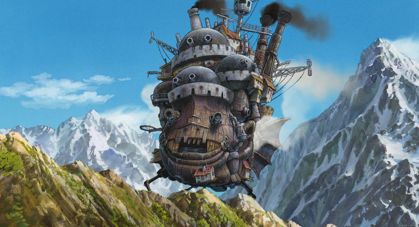 Studio Ghibli's Howl's Moving Castle