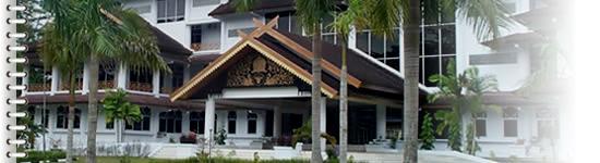 Jambi University in Indonesia