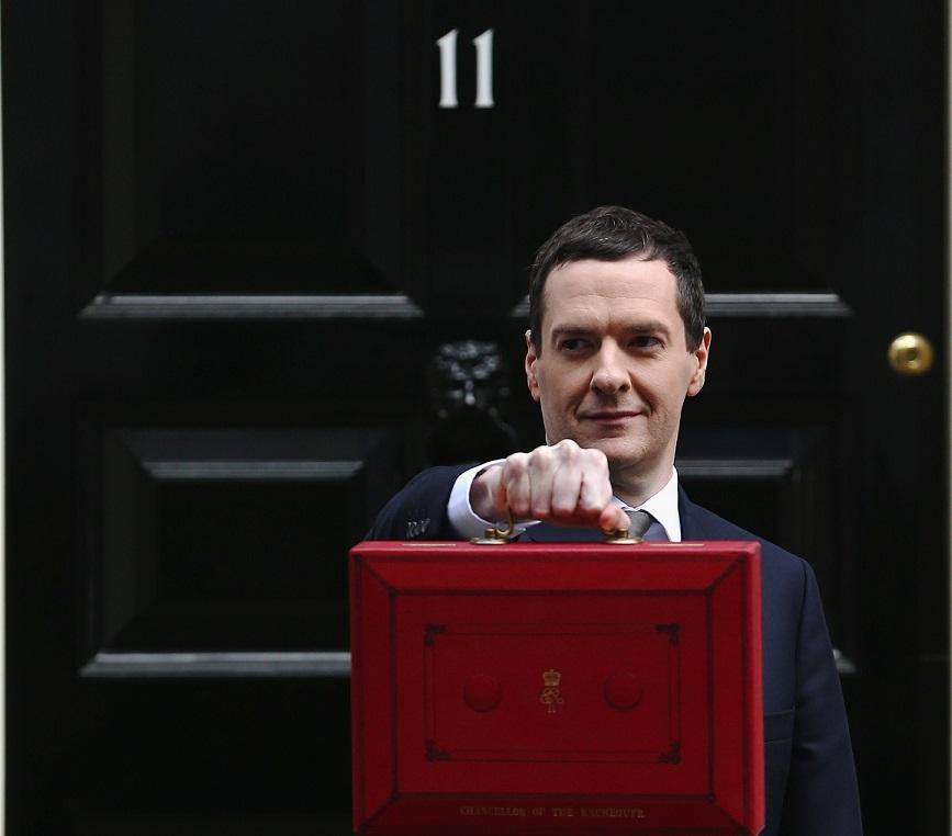 George Osborne summer budget 2015