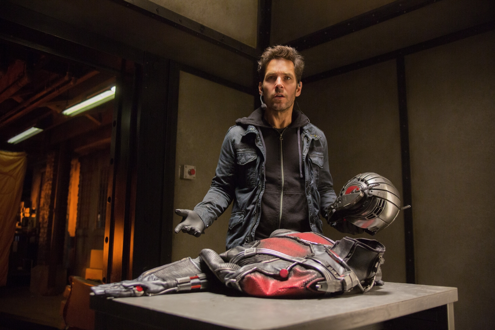 Paul Rudd in Ant-Man