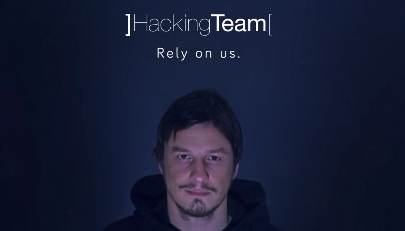 Hacking Team CEO David Vincenzetti