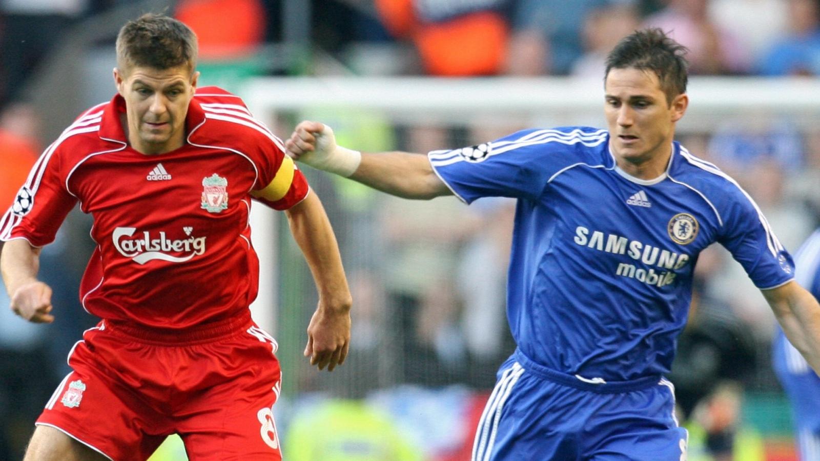 Gerrard/Lampard