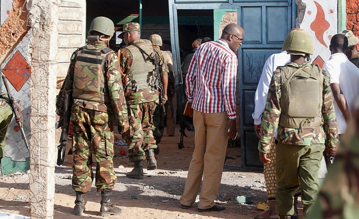 Kenya al-Shabaab attack