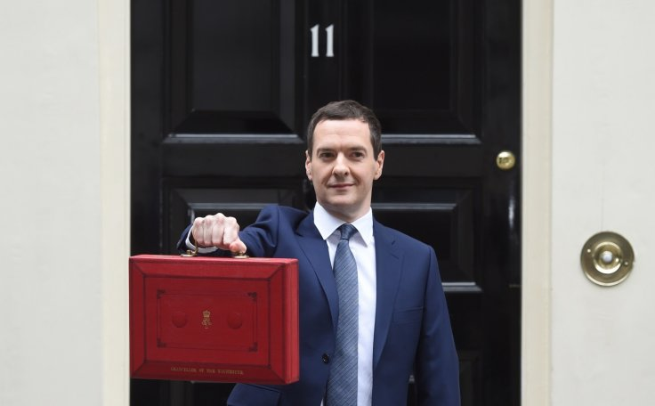 George Osborne summer budget Conservatives chancellor