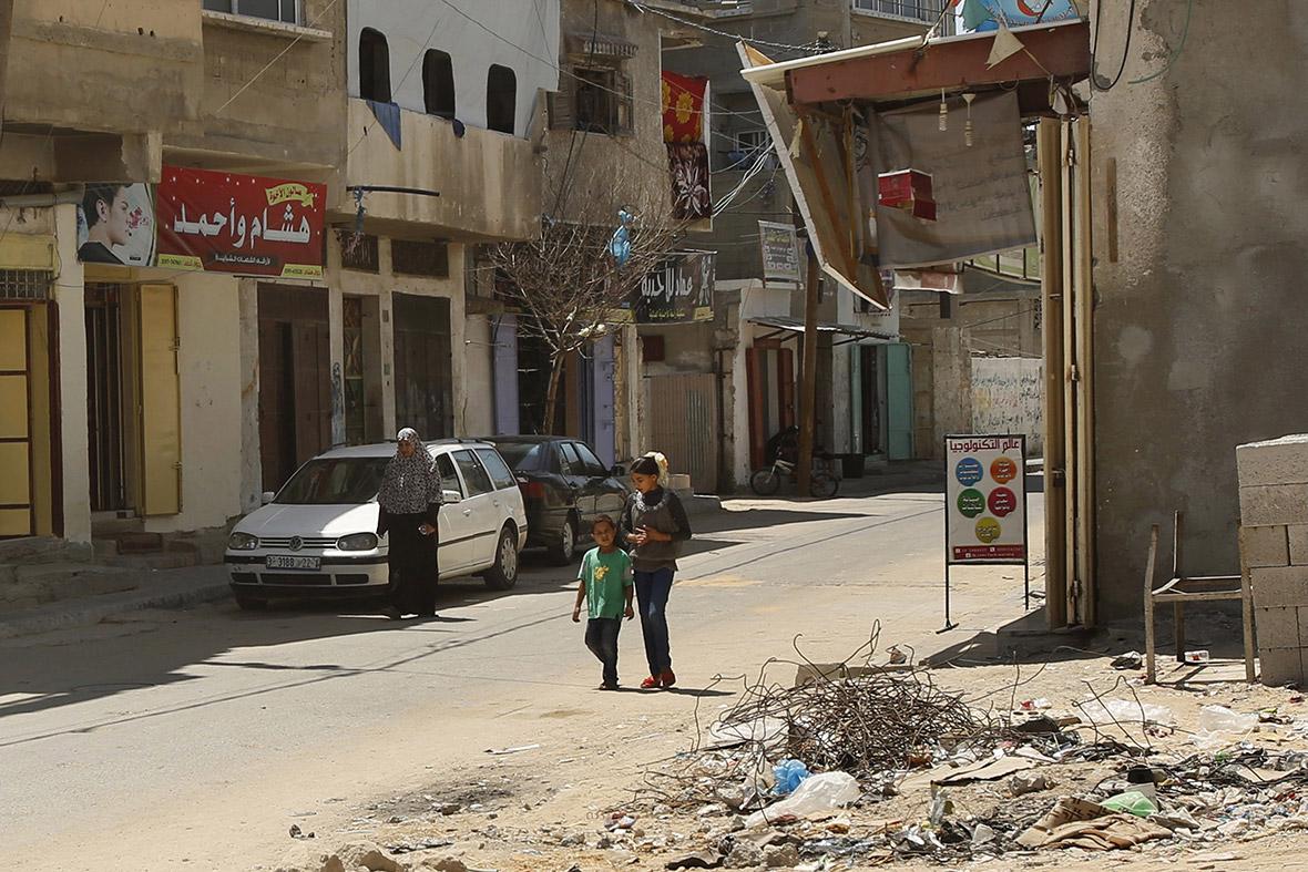 Gaza one year on