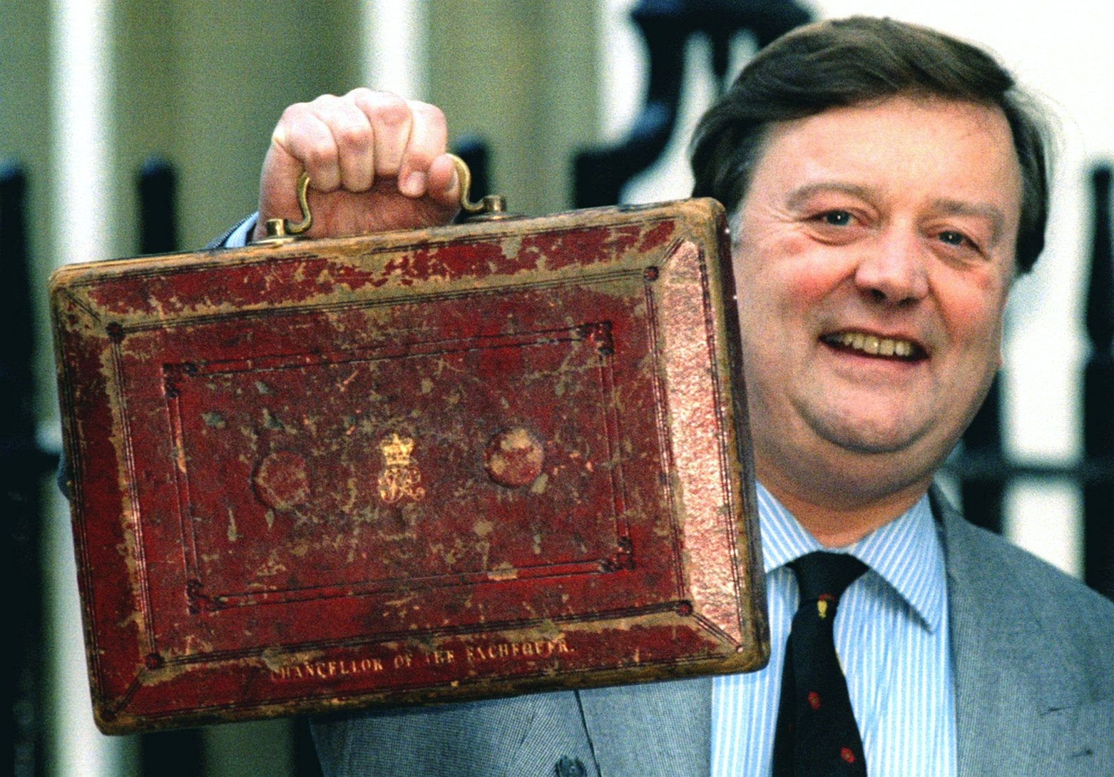 Kenneth Clarke 1996 budget