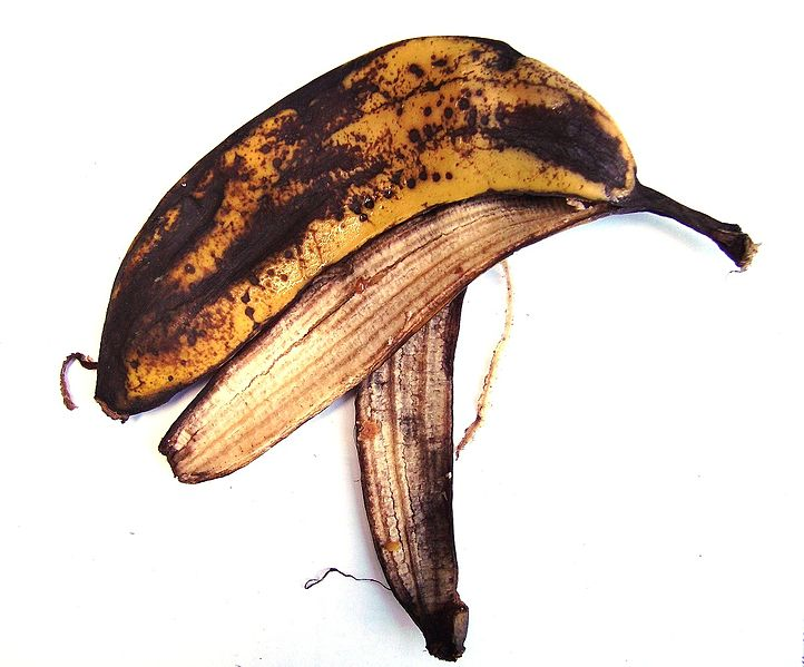 banana skin weight loss