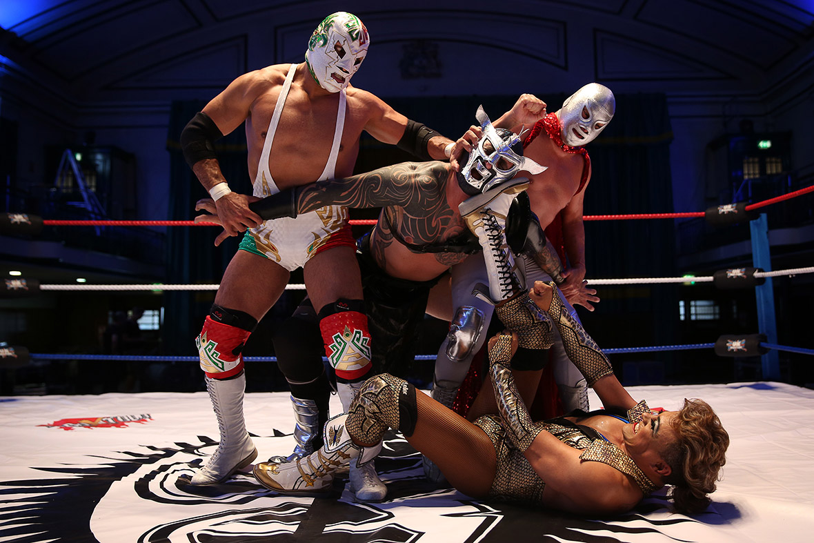 Lucha Libre York Hall London