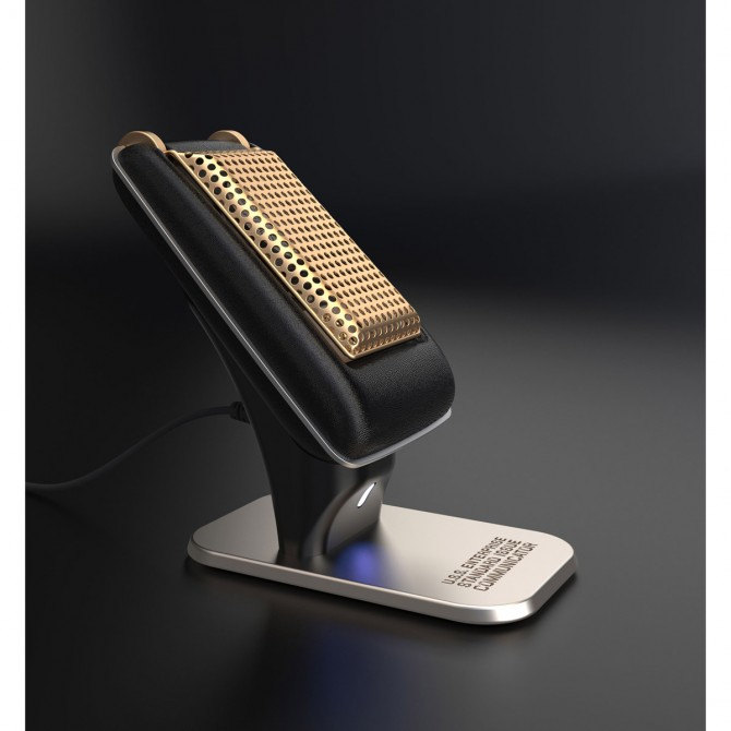 The official Star Trek communicator