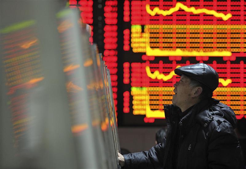China shares