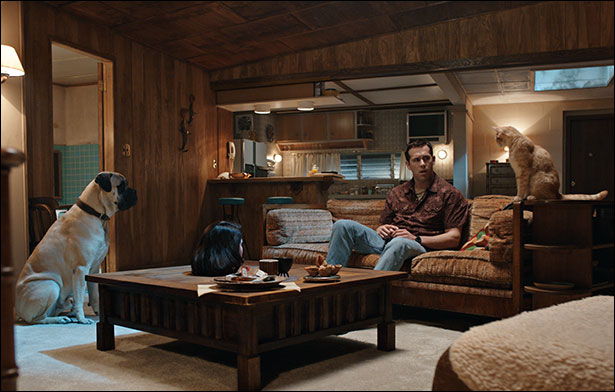 Ryan Reynolds in The Voices