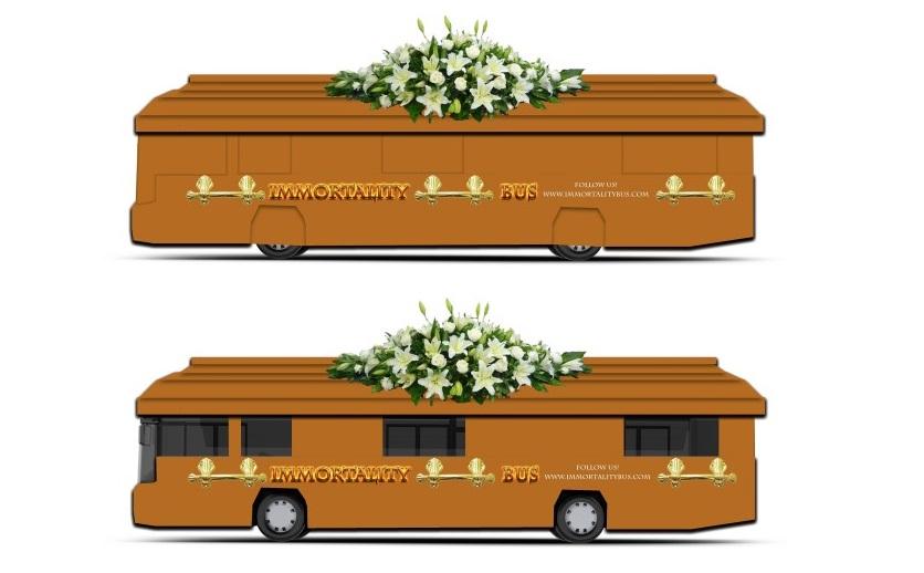 immortality bus transhumanist istvan election