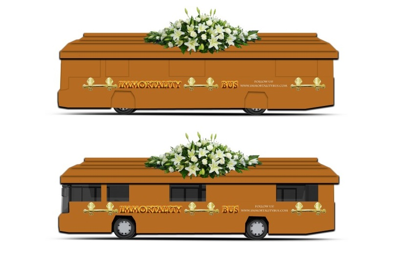 immortality bus transhumanist istvan election