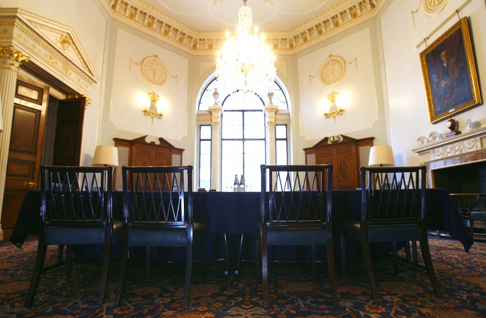 Monetary Policy Committee room