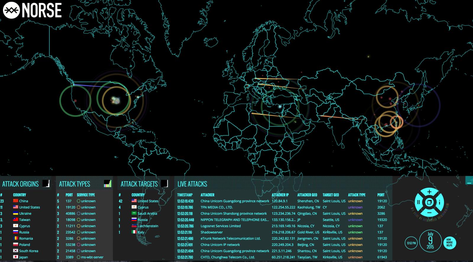 China hacked NYSE