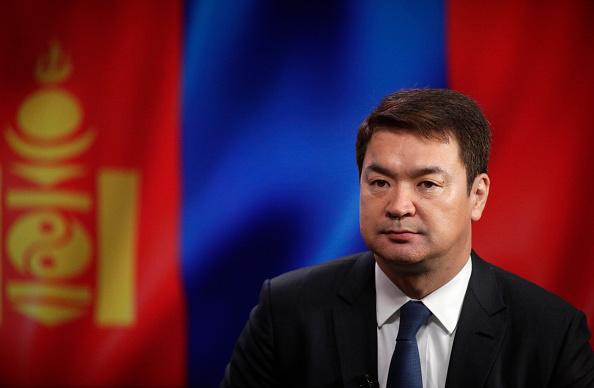 Mongolian PM Saikhanbileg Chimed