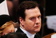 George Osborne Thatcher funeral