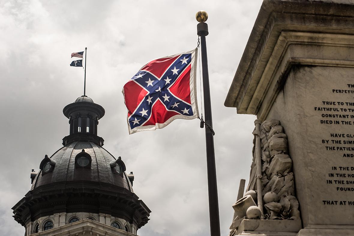 South Carolina Votes To Remove Confederate Battle Flag