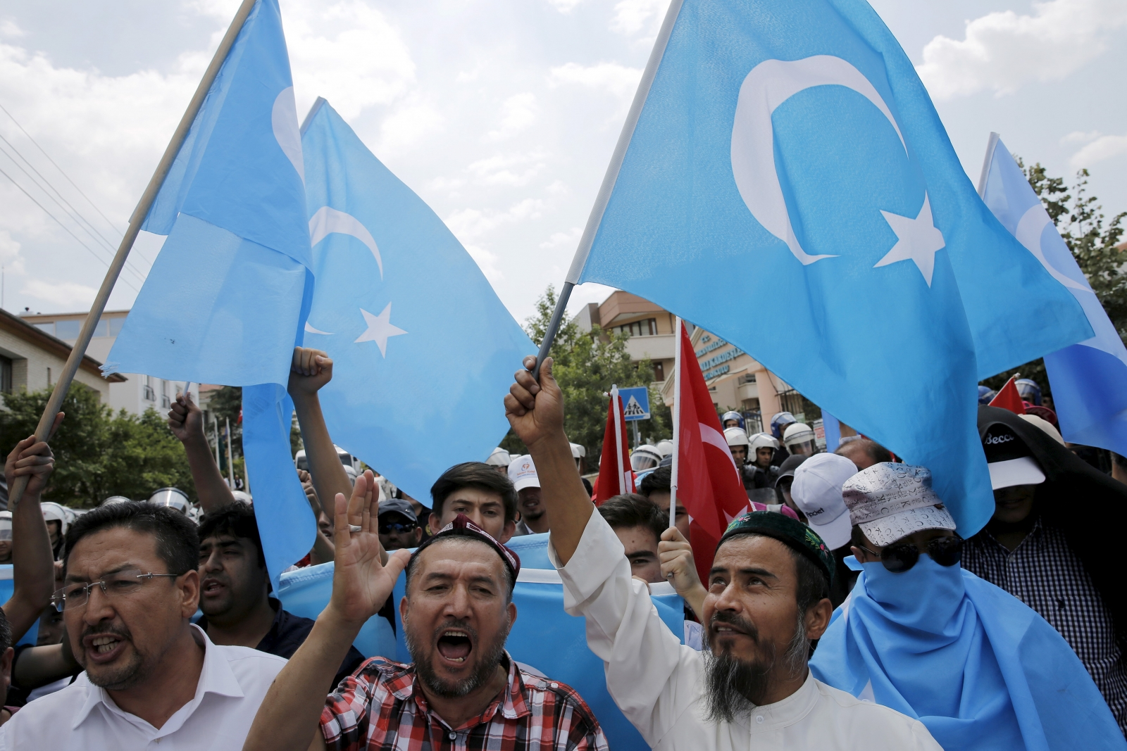 TURKEY UIGHURS