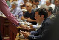Greek Prime Minister Alexis Tsipras Syria