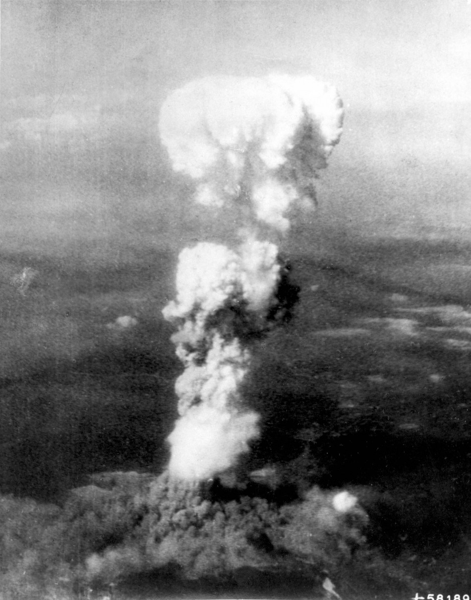 1945 Atomic bombings of Hiroshima and Nagasaki