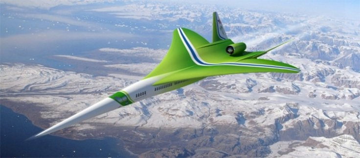 Lockheed Martin N 2 supersonic jet