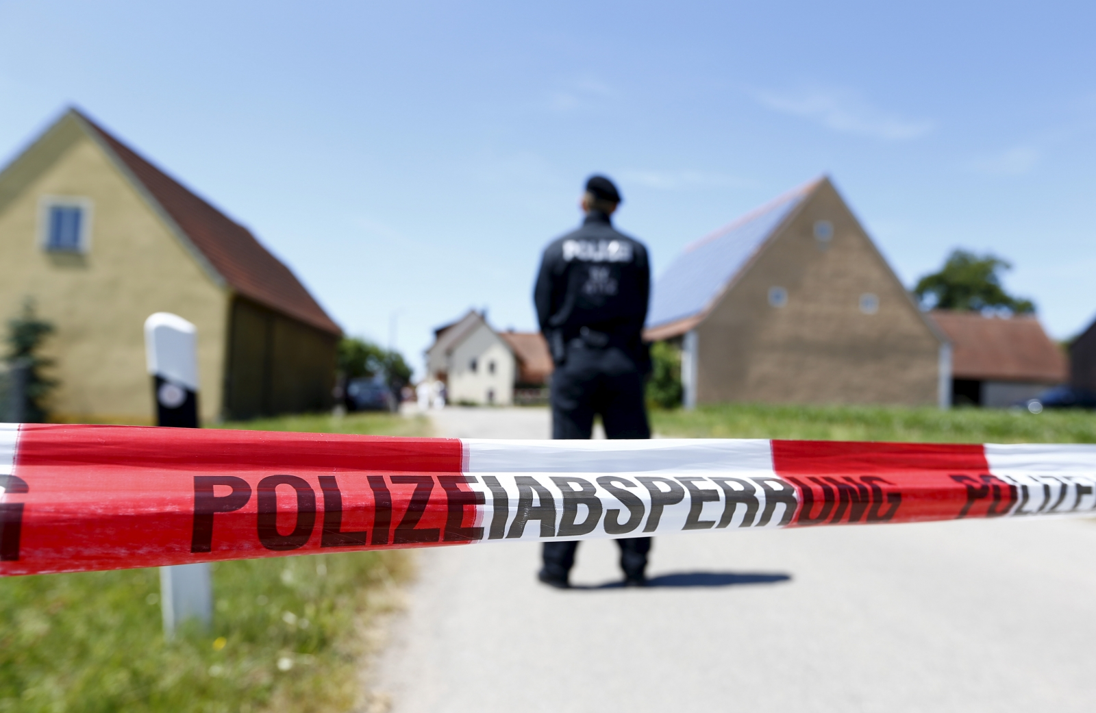 Ansbach shooting