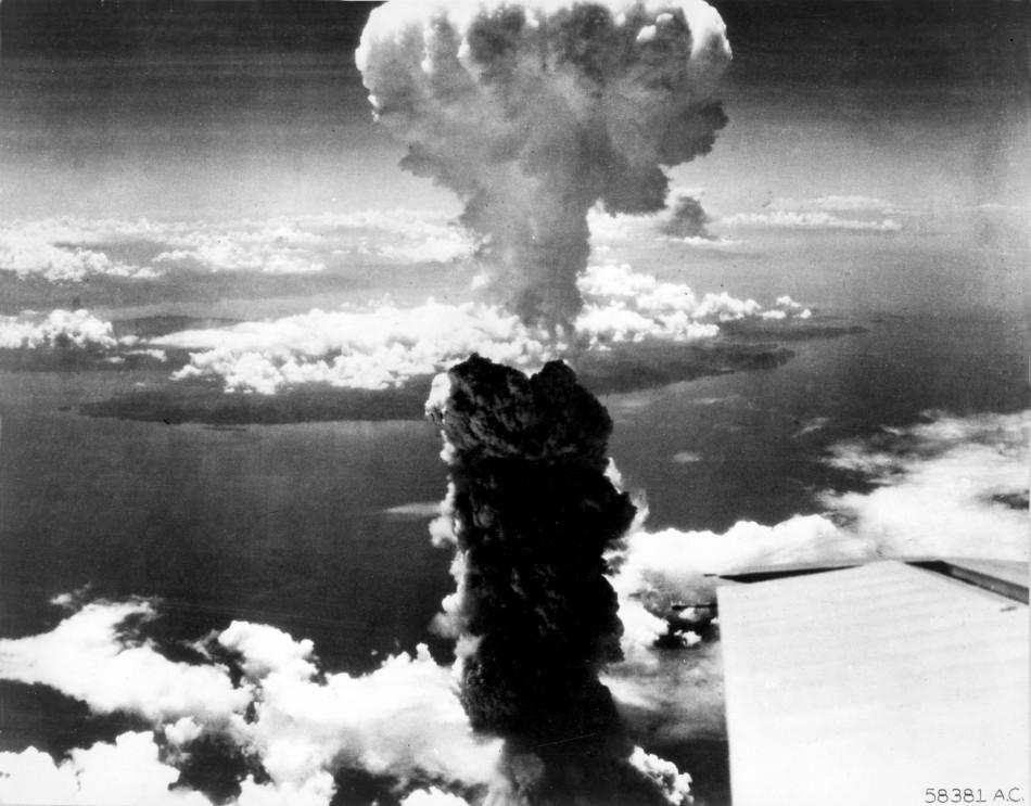 1945 Atomic bombings of Hiroshima and Nagasaki