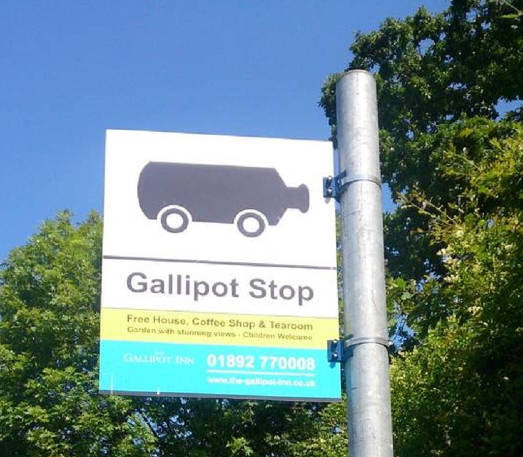 gallipot inn
