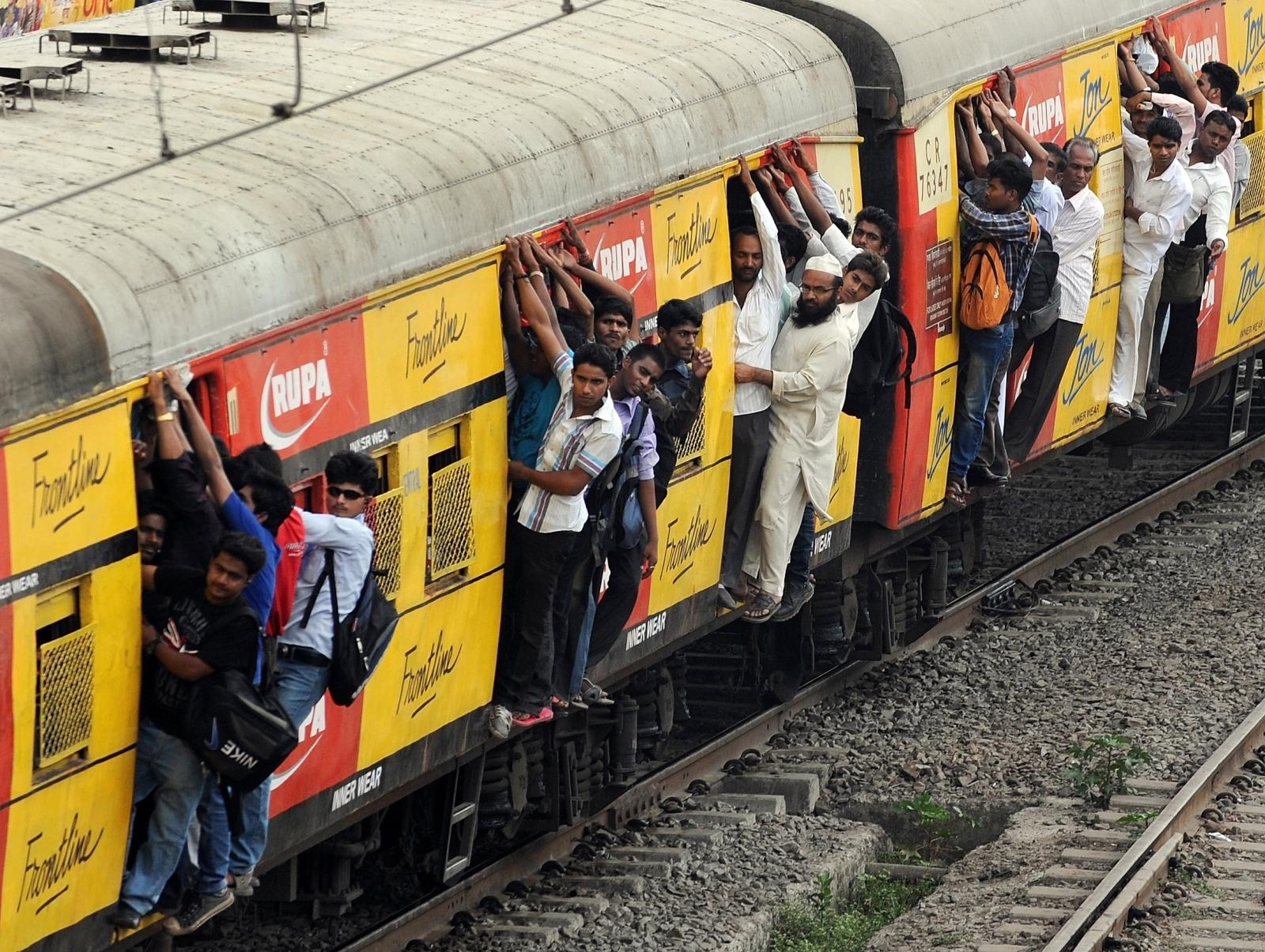 India train mumbai