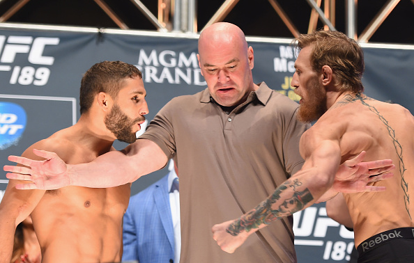 Chad Mendes-Conor McGregor