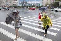 Super typhoon Chan-Hom