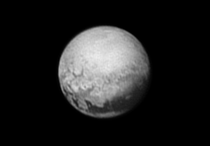 Pluto from new horizons latest