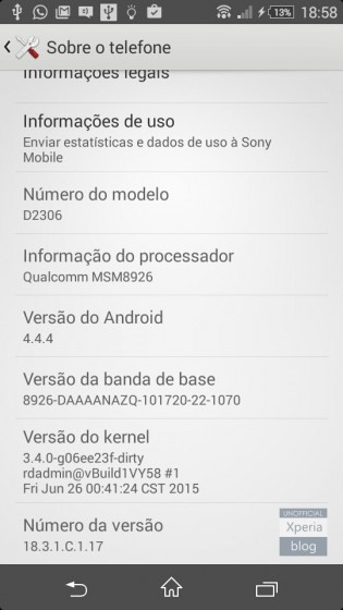 Xperia M2 LTE and M2 Aqua
