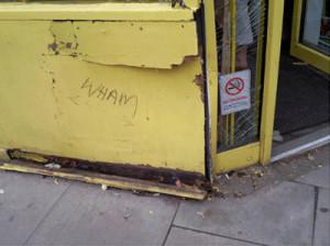 George Michael Wham crash