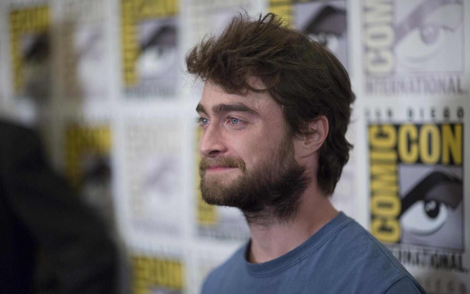 Daniel Radcliffe at Comic Con 2015