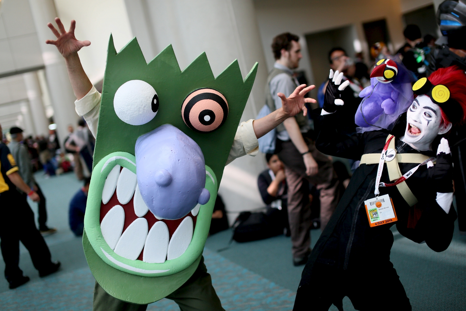 Comic Con 2015 Cosplay