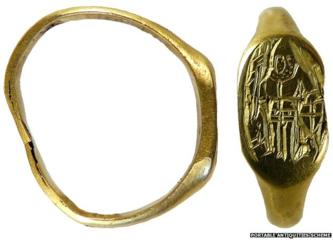 Medieval Ring of St George