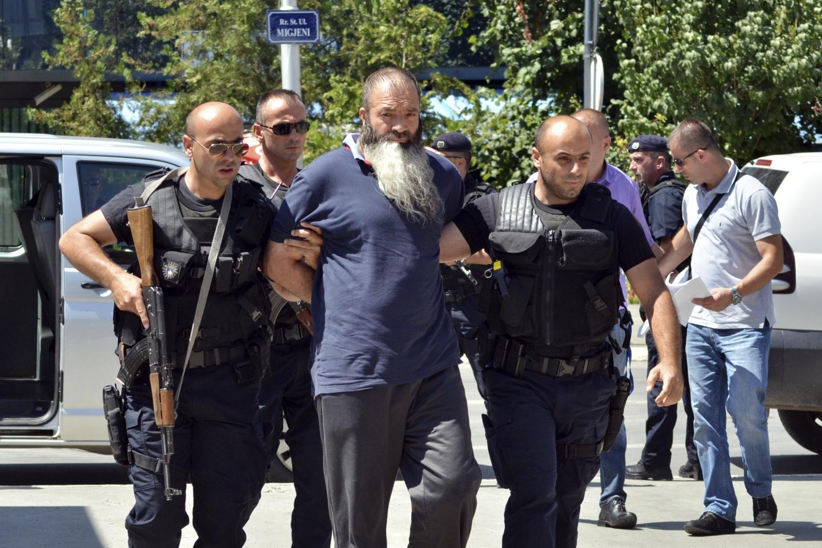 Kosovo Islamist threat