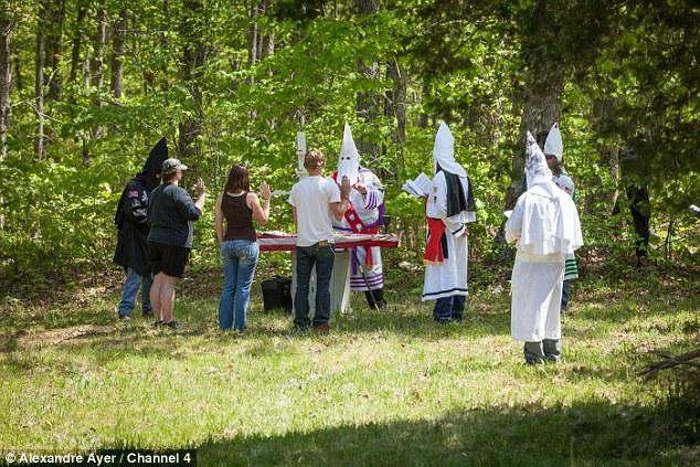 Ku Klux Klan America